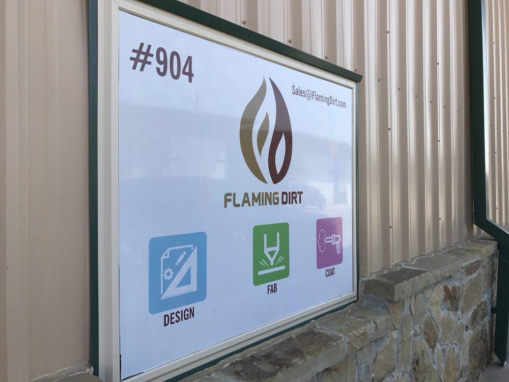 Flaming Dirt: 122 Rose Ln, Frisco, TX