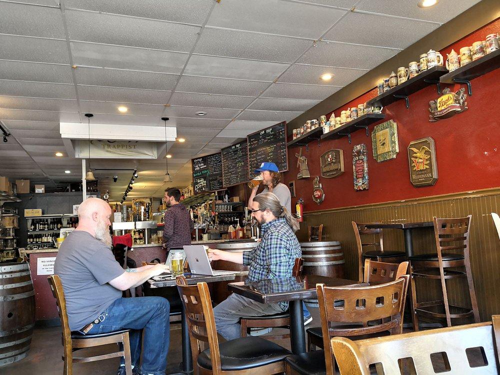 The Davis Beer Shoppe