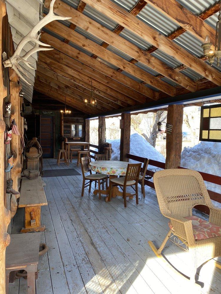 Pine Valley Lodge: Halfway, OR
