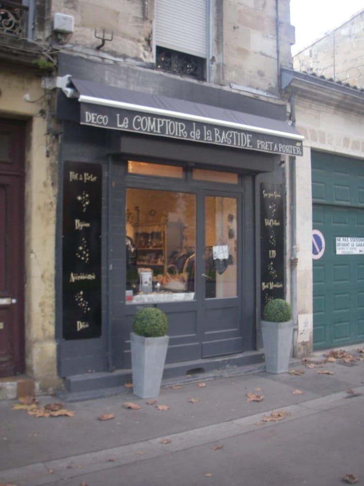 Le comptoir de la bastide accessoires 117 avenue - Cabinet radiologie avenue thiers bordeaux ...