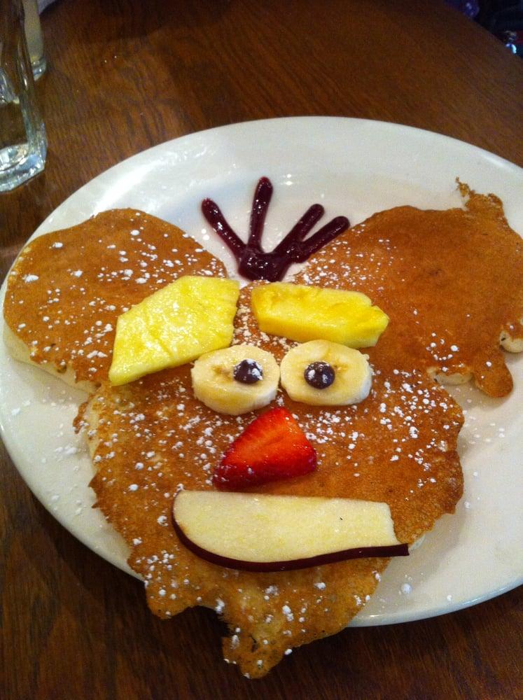Happy Face Pancake Yelp