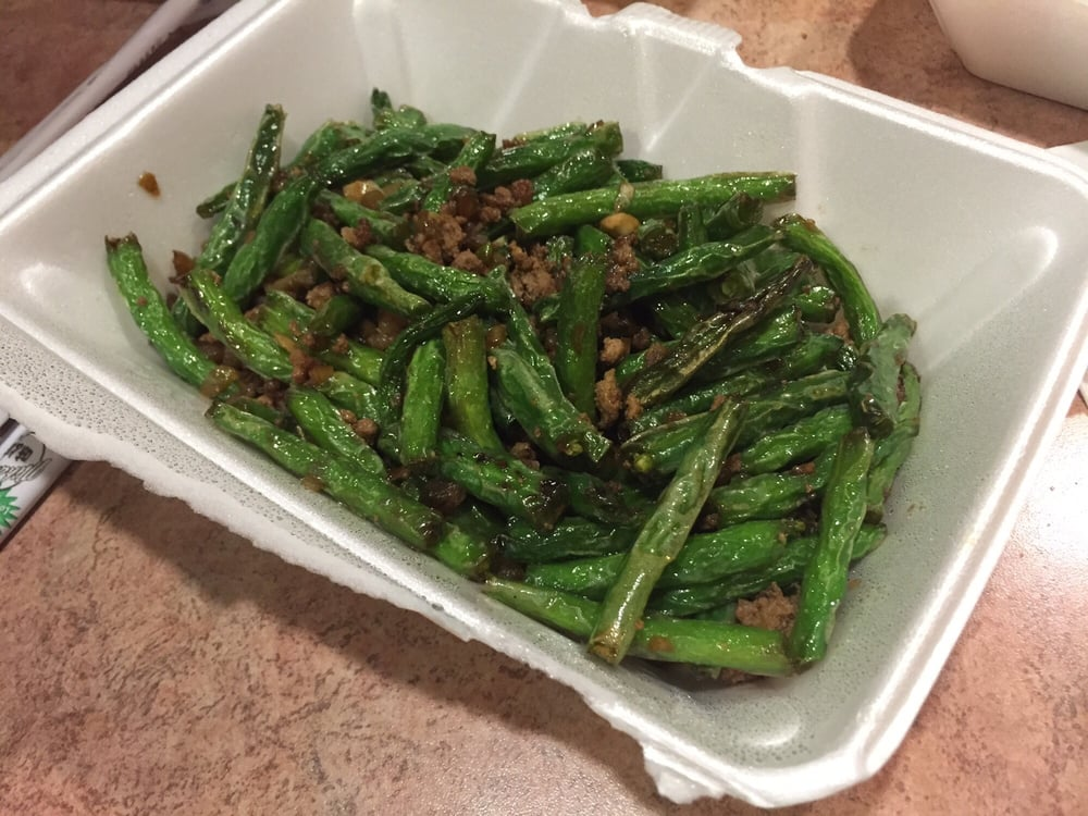 String beans with pork yelp for 101 taiwanese cuisine reno