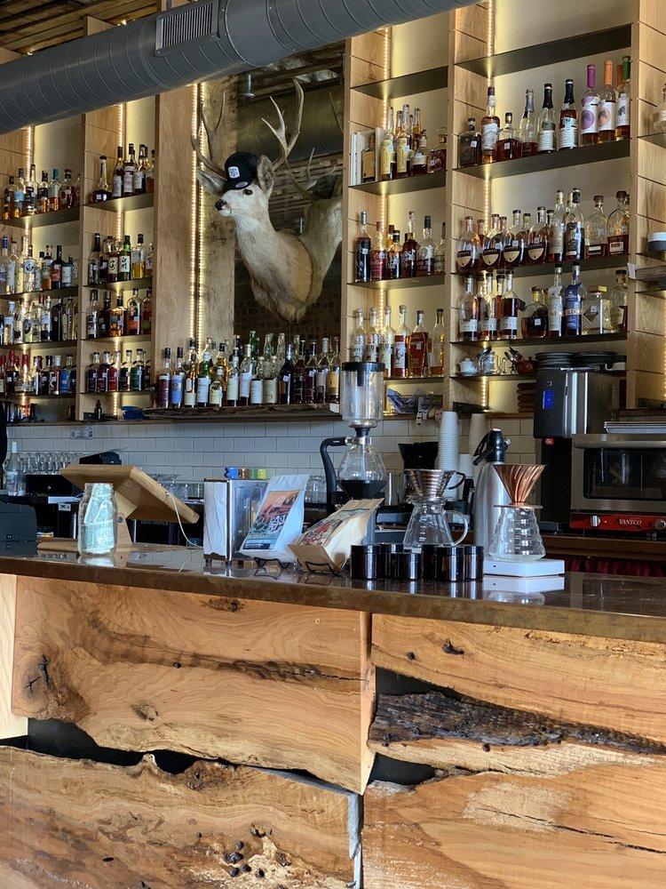 Trinity Street Coffee Bar & Roastaurant: 110 N Trinity St, Decatur, TX