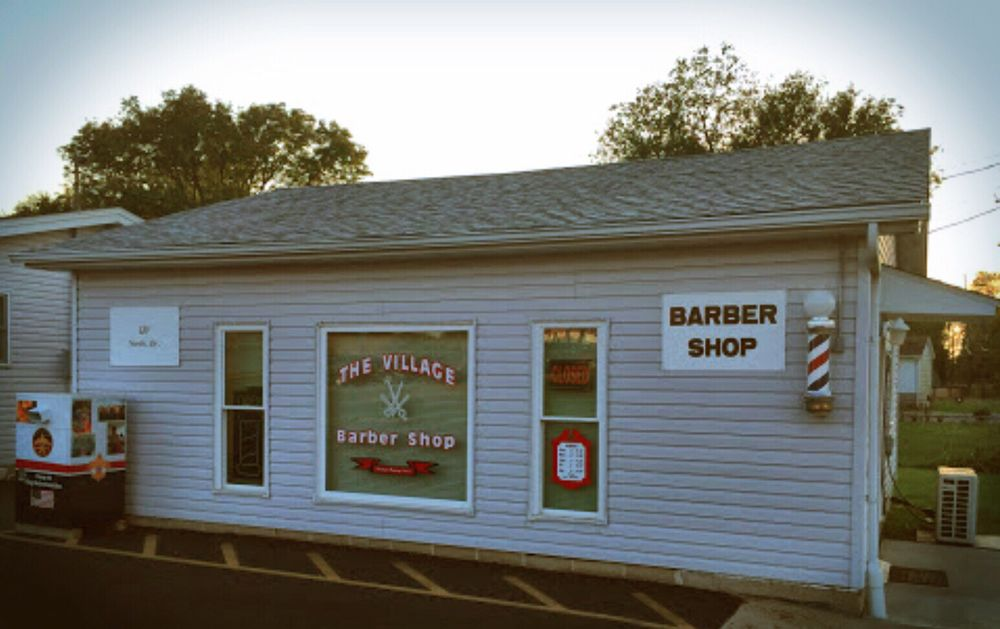 The Village Barber Shop: 110 North Dr, Mount Zion, IL