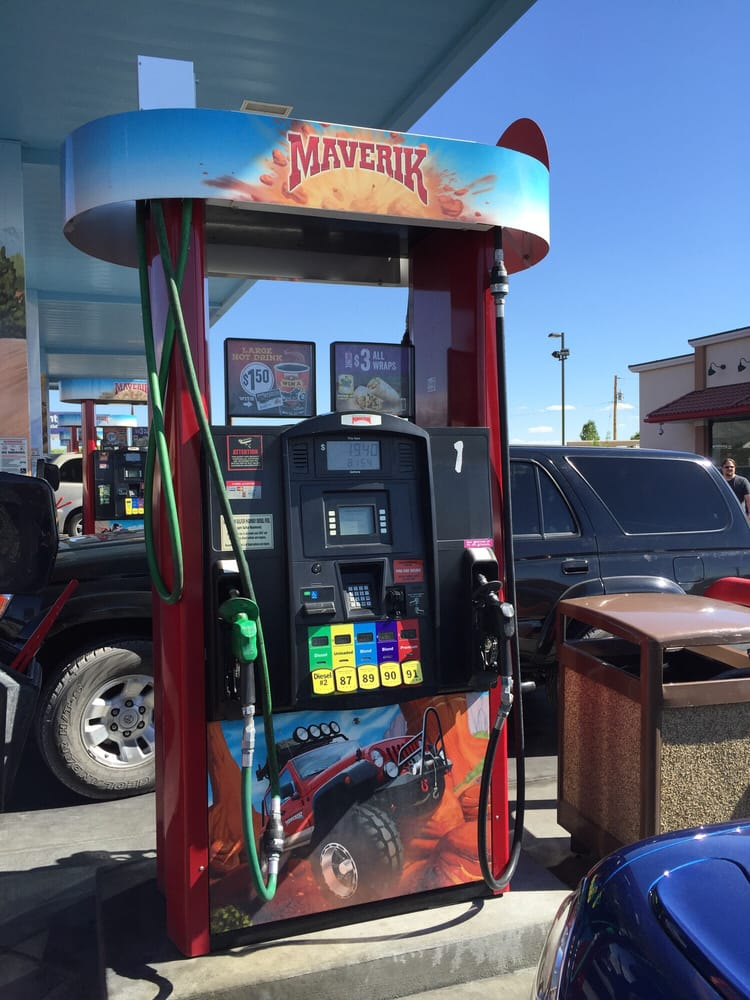 Find A Gas Station Near Me >> Maverik - 3010 S Nevada Hwy 160, Pahrump, NV - 2019 All ...