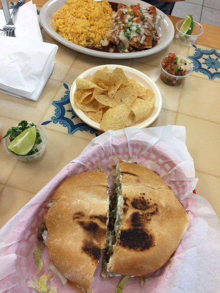 Mexican Food Fairfield