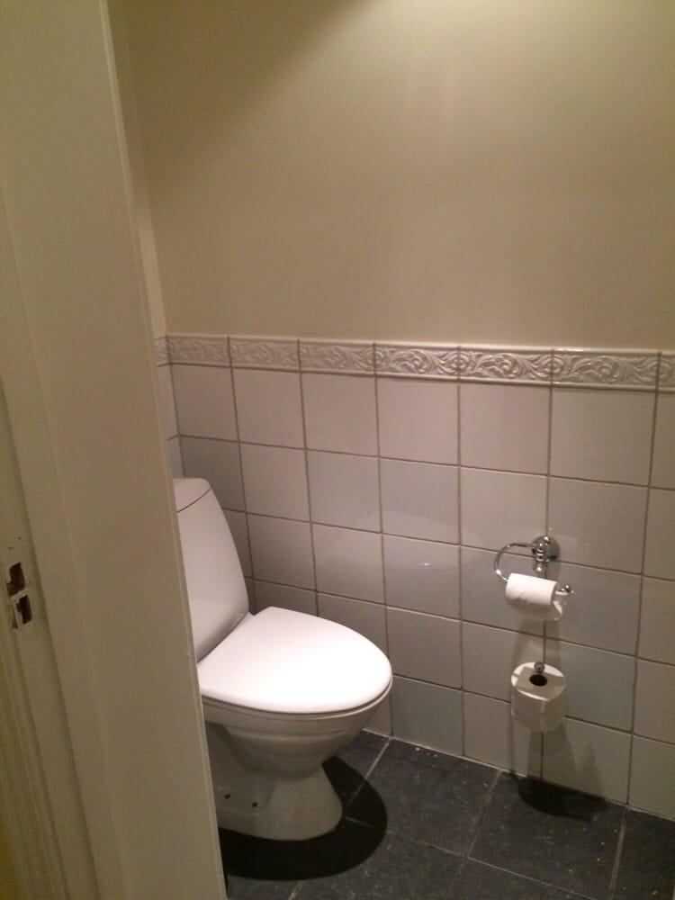 Beau Photo Of Copenhagen Plaza   København, Denmark. Separate Toilet In The  Room, Not
