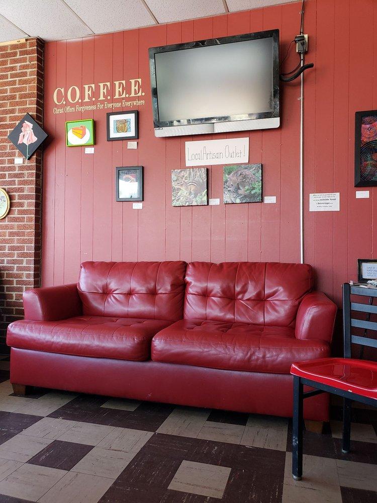 Cafe exterior. - Yelp