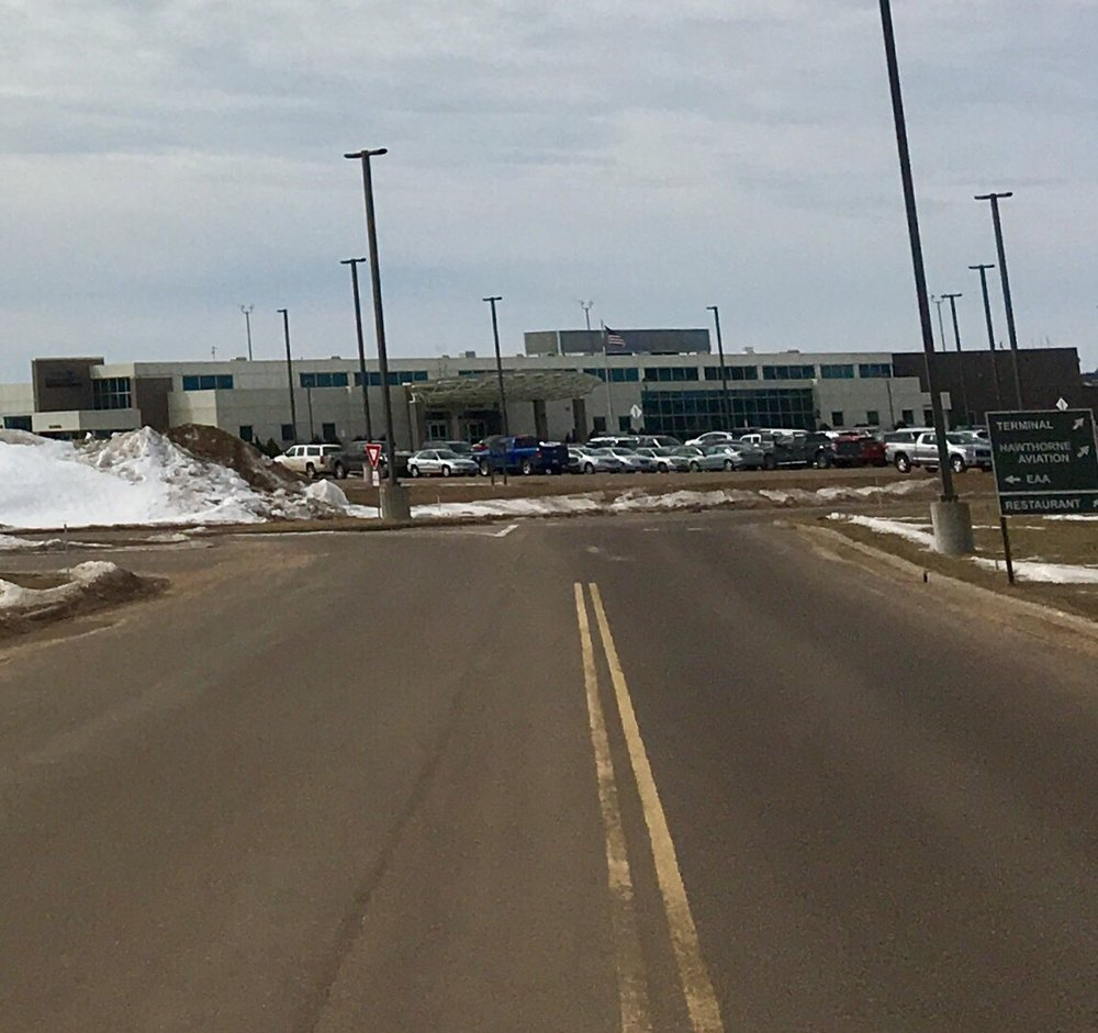 Chippewa Valley Regional Airport: 3800 Starr Ave, Eau Claire, WI