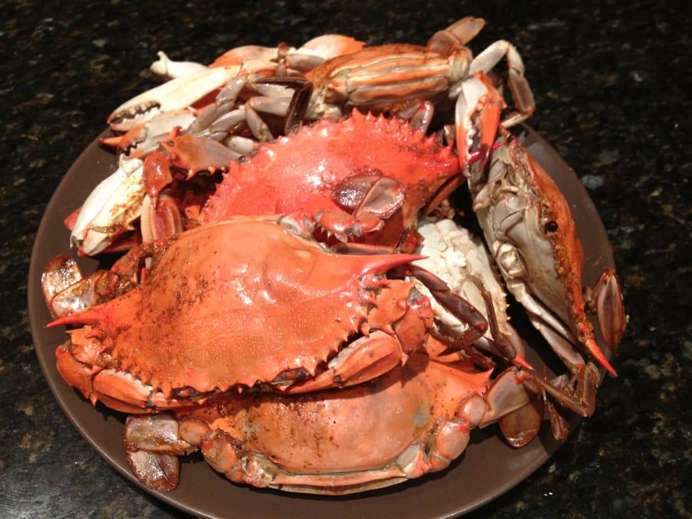 Crab palace 15 photos 14 reviews seafood 186 208 for Fish market newark nj