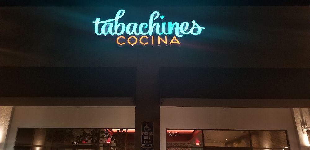 Tabachines Cocina