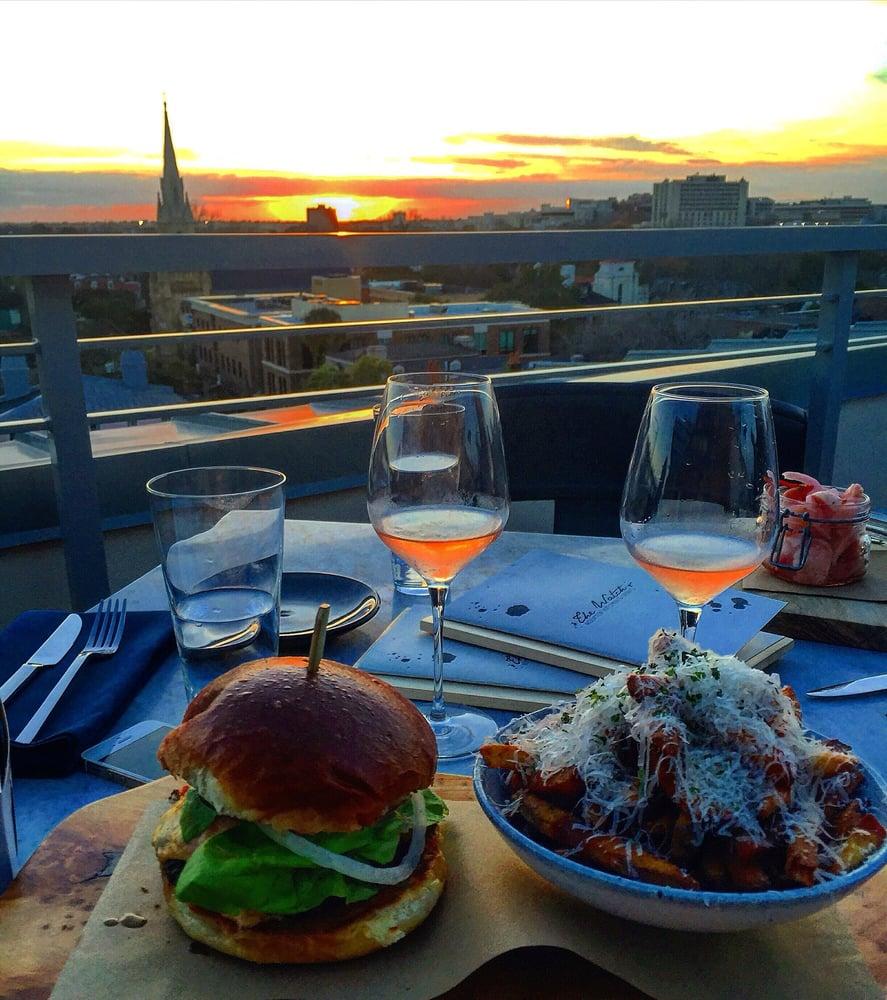Rose + The Watch Burger + Truffle Fries - Yelp