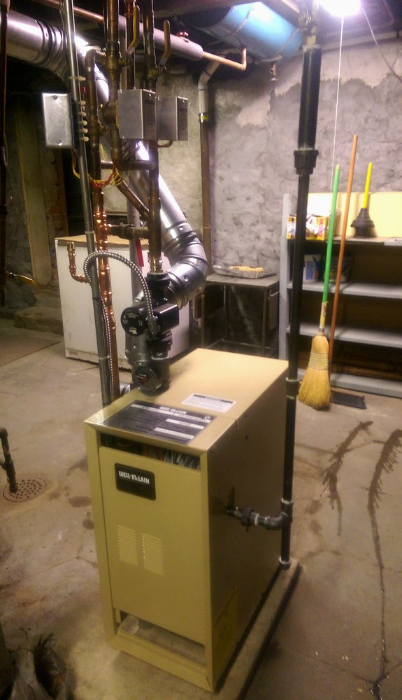 New Weil McLain Boiler Installed in Saint Paul 55116 - Yelp