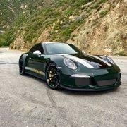 House Automotive Porsche Service Independent