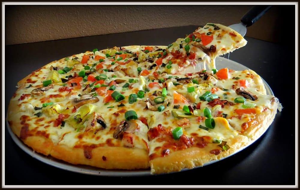 Sporty's Pizza: 23 South State St, Preston, ID