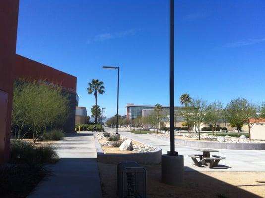 Mt San Jacinto College Menifee Valley Campus 28237 La Piedra Rd