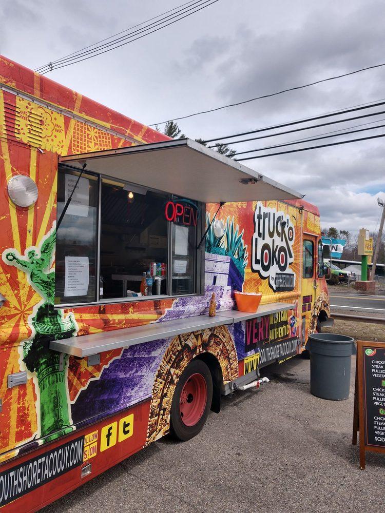 South Shore Taco Guy: Rockland, MA
