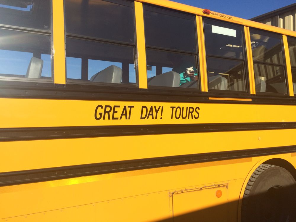 Great Day Tours & Charter Bus Service: 375 Treeworth Blvd, Broadview Heights, OH