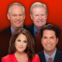 KSAT 12 News at 5, 6 and 10 with Steve Spriester, Ursula