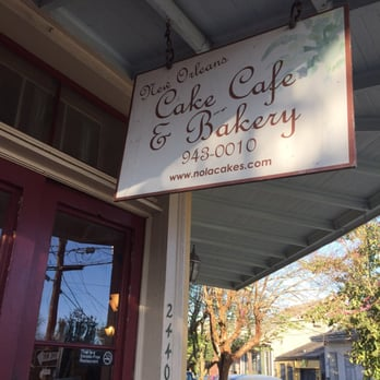 New Orleans Cake Caf Bakery 592 Photos 534 Reviews