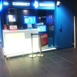 Ice international currency exchange wechselstube - Bureau de change montpellier aeroport ...