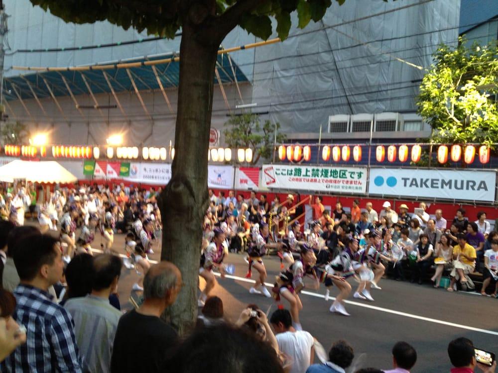 高円寺盆踊り大会