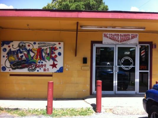 3affde79cc Big League Barber Shop - CLOSED - Barbers - 221 E James St