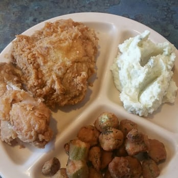 Photo Of Ranch House Family Restaurant Birmingham Al United States Southern Meal