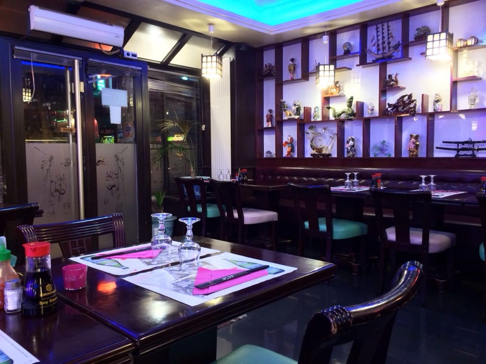 Wakayama japans 6 rue du port boulogne billancourt - Restaurant seine port ...