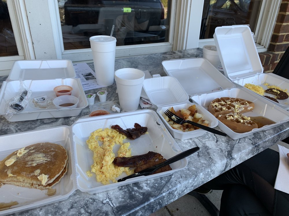 Marshall Diner: 8453 W Main St, Marshall, VA