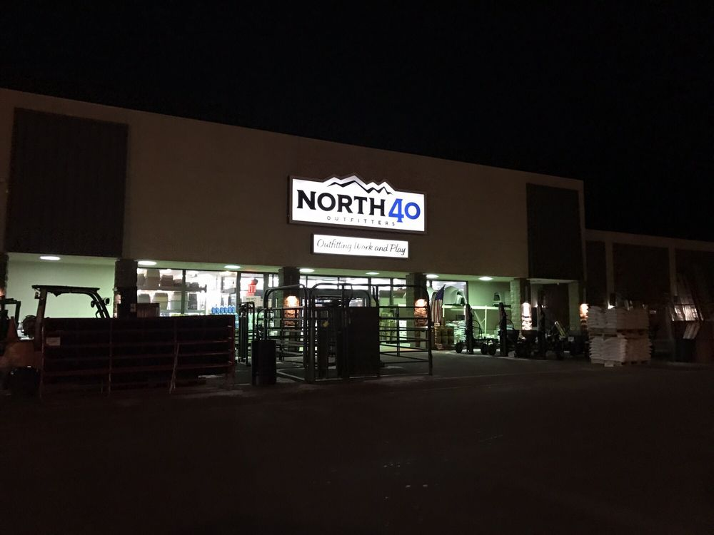 North 40 Outfitters: 1753 US Hwy 2 NW, Havre, MT