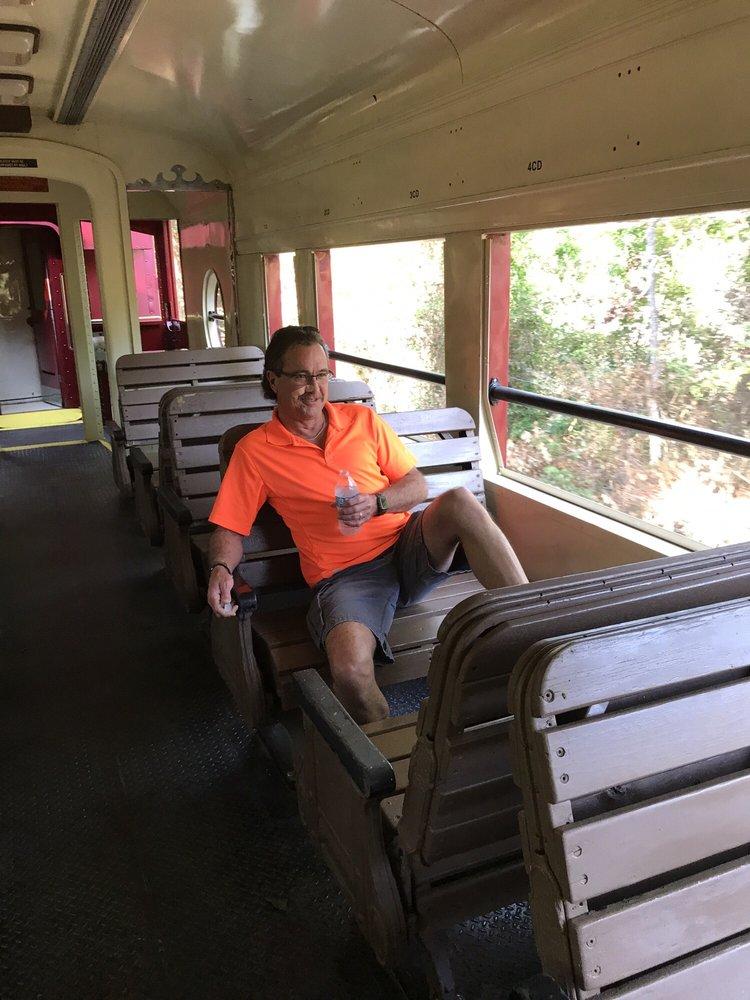 Texas State Railroad Palestine Depot: 789 Park Rd 70, Palestine, TX