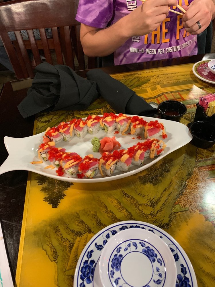 Origami Japanese Cuisine & Sushi Bar - Restaurant | Promenade ... | 1000x750