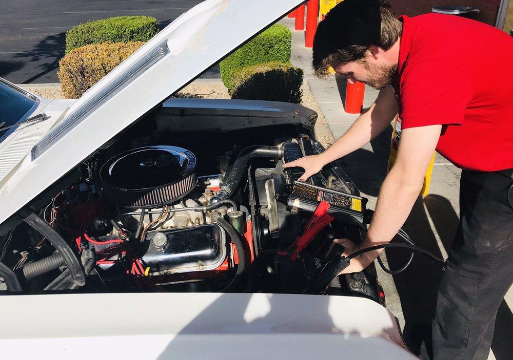 AutoZone Auto Parts: 8120 Blue Diamond Rd, Las Vegas, NV
