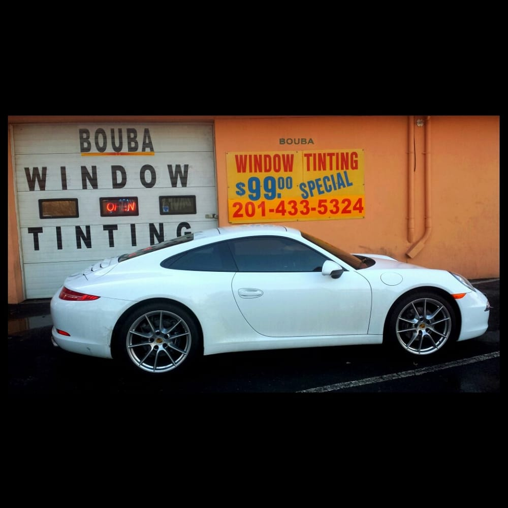 Bouba Window Tinting Jersey City Nj