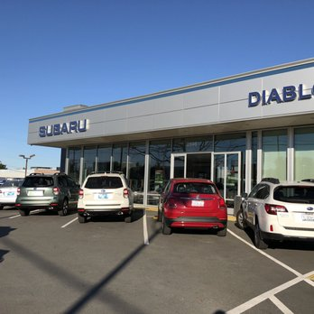 Walnut Creek Subaru >> Diablo Subaru Of Walnut Creek 50 Photos 473 Reviews Car