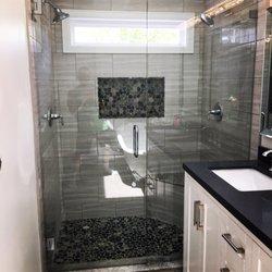 Bathroom Mirrors Virginia Beach damon glass company - glass & mirrors - 101 n lynnhaven rd