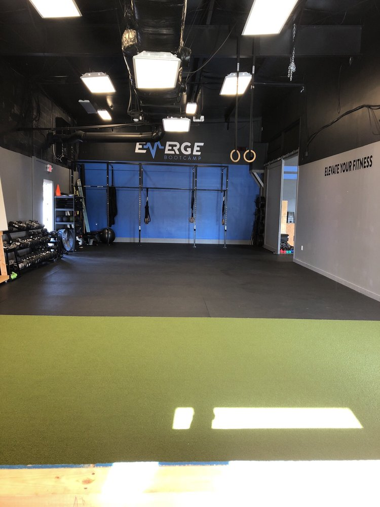Crossfit Inside Out: 3203 Burnt Mill Dr, Wilmington, NC