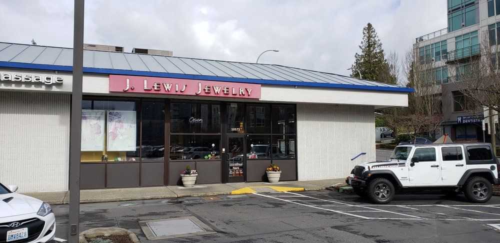 Eastside Watch Repair: 10575 NE 12th St, Bellevue, WA