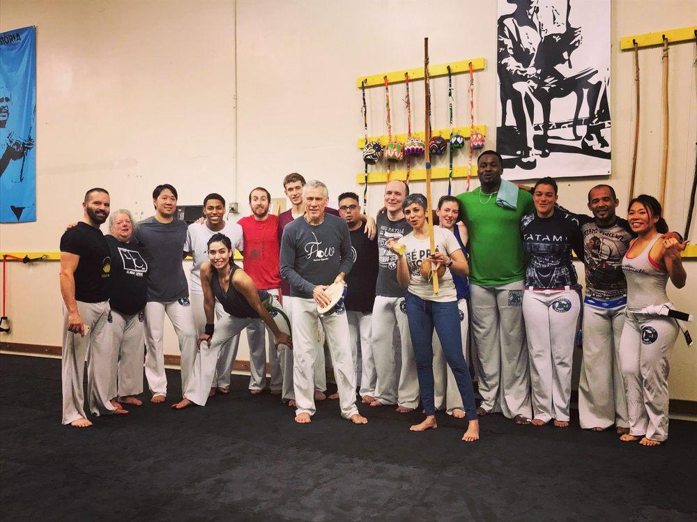 Capoeira Brasil & Alliance Jiu Jitsu: 409A Old County Rd, Belmont, CA
