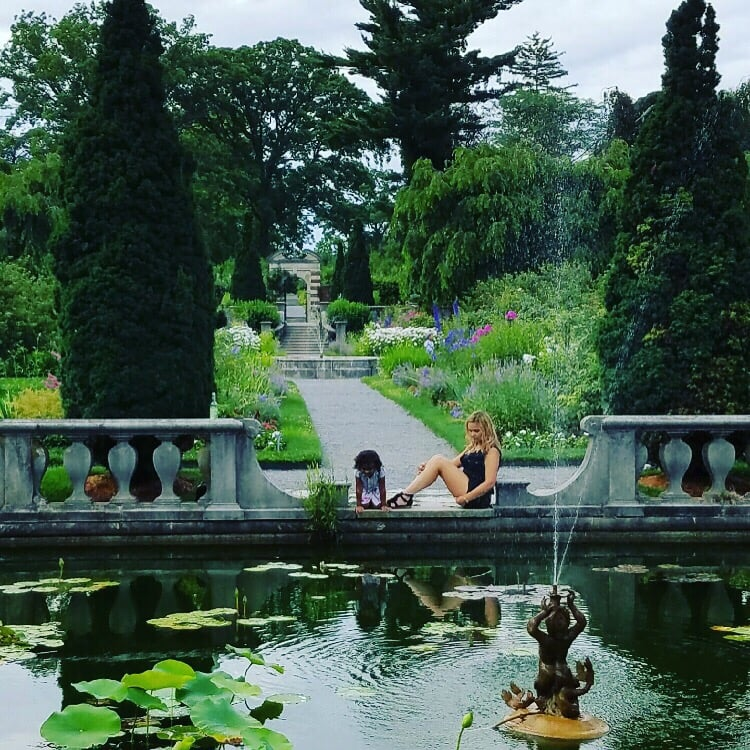 Old Westbury Gardens Ny: Awesome Scenery For Pics
