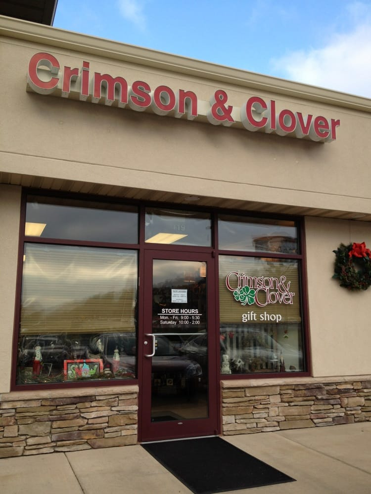 Crimson & Clover Gift Store: 119 W Spring Creek Rd, East Peoria, IL