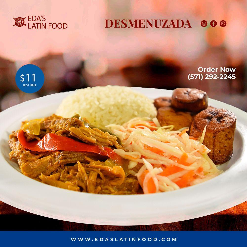 Eda's Latin Food: 9071 Liberia Ave, Manassas, VA