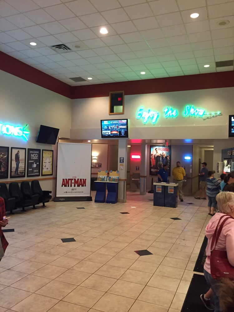 Midland Cinemas Ncg: 6540 Cinema Dr, Midland, MI