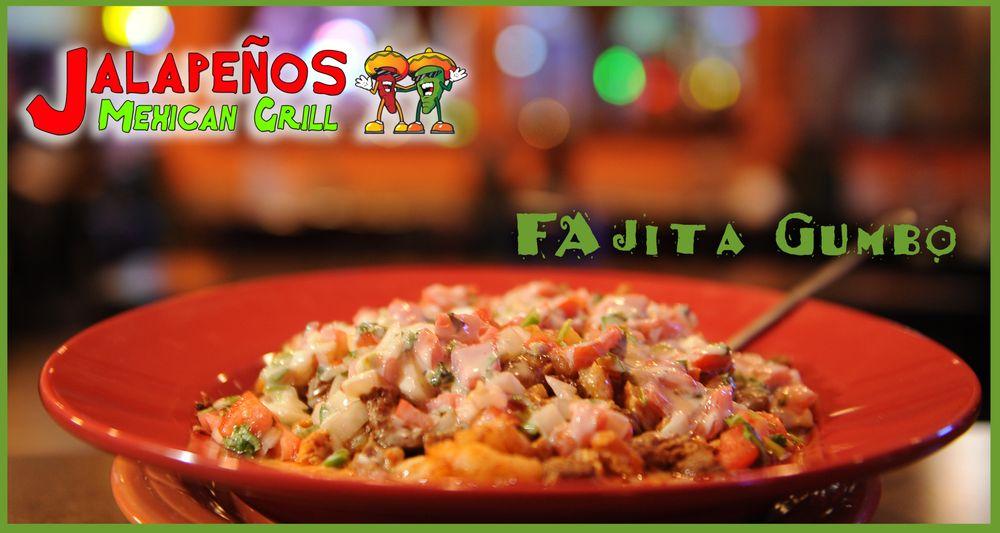 Jalapeño's Mexican Grill Cottondale: 4432 Old Birmingham Hwy, Tuscaloosa, AL