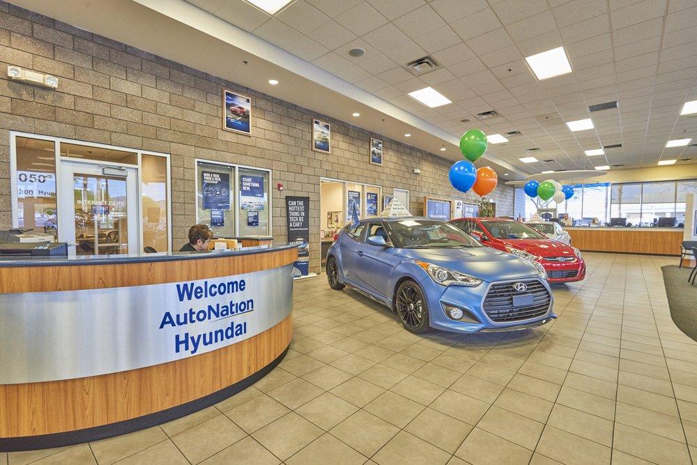 AutoNation Hyundai Tempe