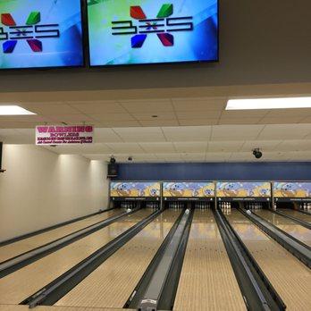 Vincennes University Bowling Lanes - Bowling - 1401 Chestnut