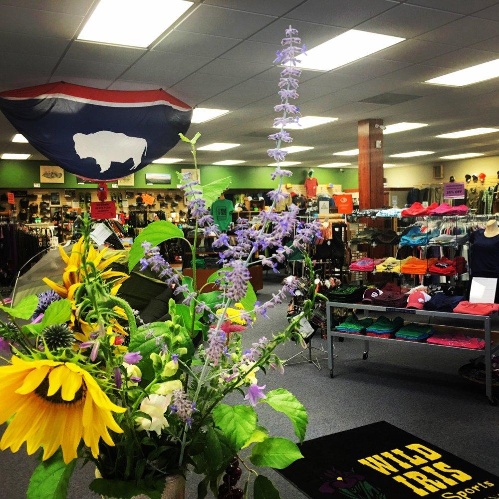 Wild Iris Mountain Sports: 166 Main St, Lander, WY