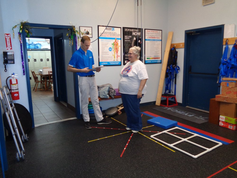 FYZICAL Therapy & Balance Centers - New Orleans