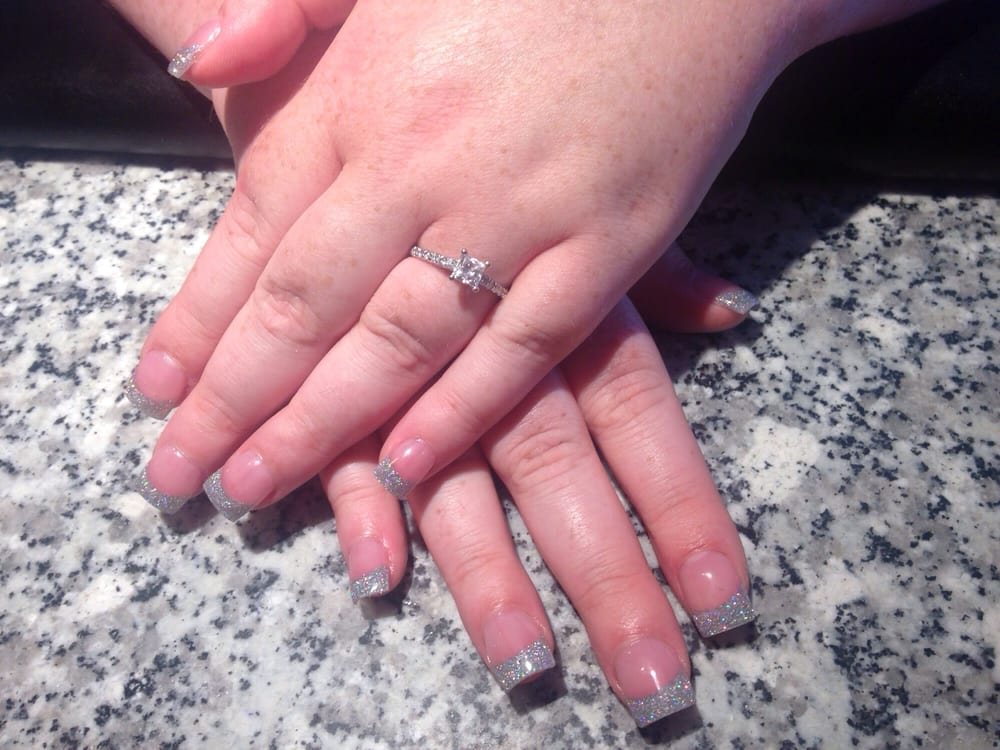 Glamour nails 30 photos nail salons 49 winn st - Burlington nail salons ...